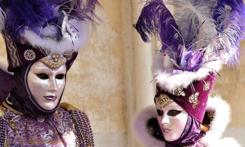 """A Carnevale Ogni Scherzo Vale"" … <br/> At Carnival Anything Goes! - Gallery Slide #9"