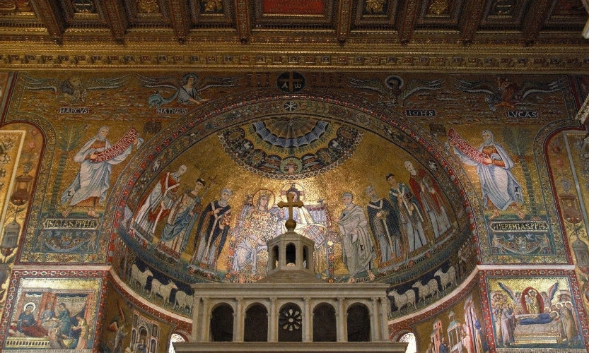A Treasure in Rome's Trastevere - Gallery Slide #4