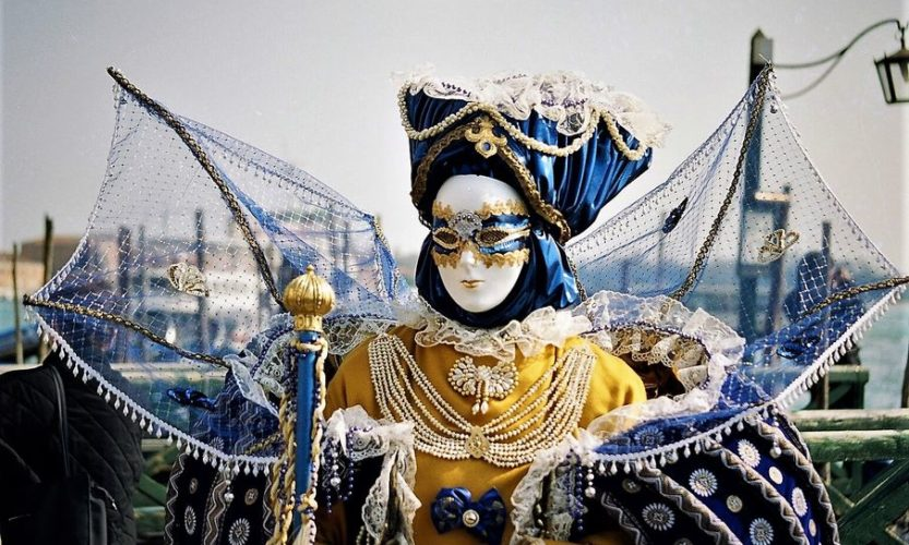 """A Carnevale Ogni Scherzo Vale"" … <br/> At Carnival Anything Goes! - Gallery Slide #19"