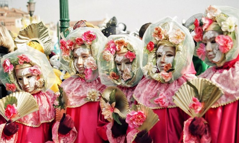 """A Carnevale Ogni Scherzo Vale"" … <br/> At Carnival Anything Goes! - Gallery Slide #17"