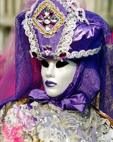 """A Carnevale Ogni Scherzo Vale"" … <br/> At Carnival Anything Goes! - Gallery Slide #1"