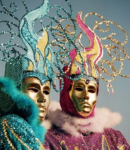 """A Carnevale Ogni Scherzo Vale"" … <br/> At Carnival Anything Goes! - Gallery Slide #13"