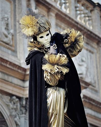 """A Carnevale Ogni Scherzo Vale"" … <br/> At Carnival Anything Goes! - Gallery Slide #14"