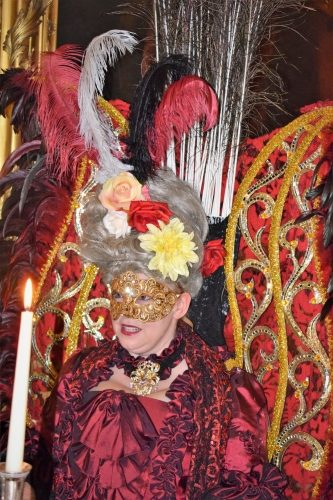Inside Peek at a Carnevale Ball - Gallery Slide #18