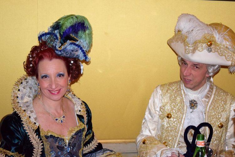 Inside Peek at a Carnevale Ball - Gallery Slide #7