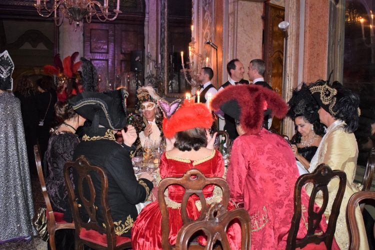 Inside Peek at a Carnevale Ball - Gallery Slide #15