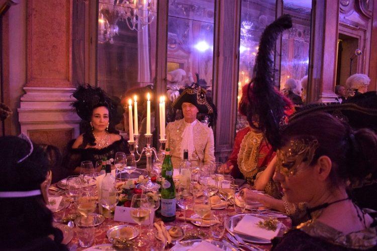 Inside Peek at a Carnevale Ball - Gallery Slide #5