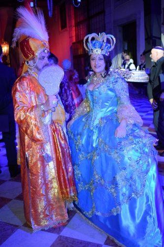 Inside Peek at a Carnevale Ball - Gallery Slide #3