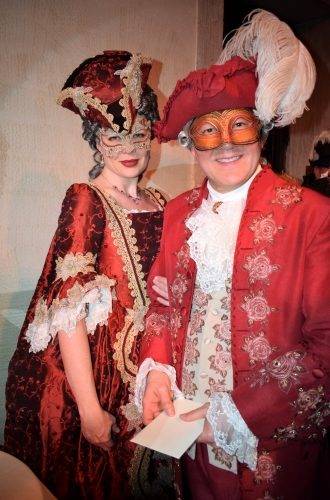 Inside Peek at a Carnevale Ball - Gallery Slide #9