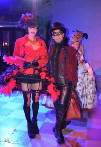 Inside Peek at a Carnevale Ball - Gallery Slide #2