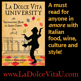 La Dolce Vita University book by Carla Gambescia