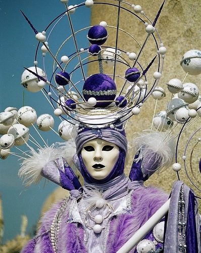 """A Carnevale Ogni Scherzo Vale"" … <br/> At Carnival Anything Goes! - Gallery Slide #8"
