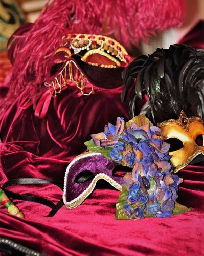 """""""A Carnevale Ogni Scherzo Vale"""" … <br/> At Carnival Anything Goes! - Gallery Slide #10"""