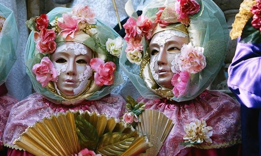 """""""A Carnevale Ogni Scherzo Vale"""" … <br/> At Carnival Anything Goes! - Gallery Slide #5"""