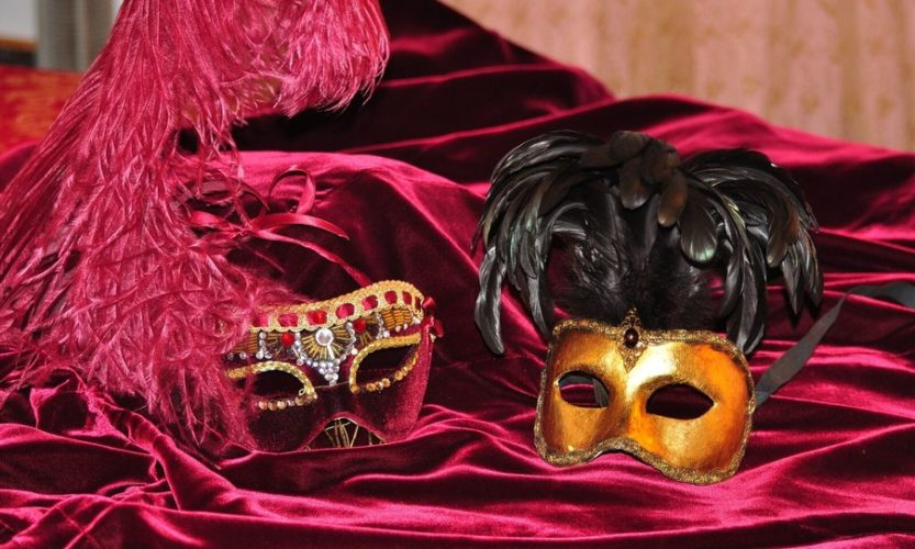 Inside Peek at a Carnevale Ball - Gallery Slide #16