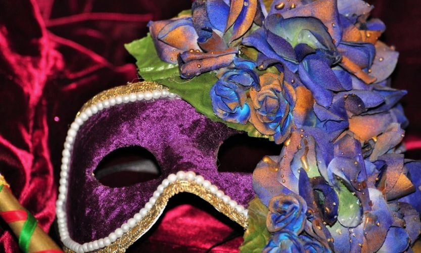 """A Carnevale Ogni Scherzo Vale"" … <br/> At Carnival Anything Goes! - Gallery Slide #7"