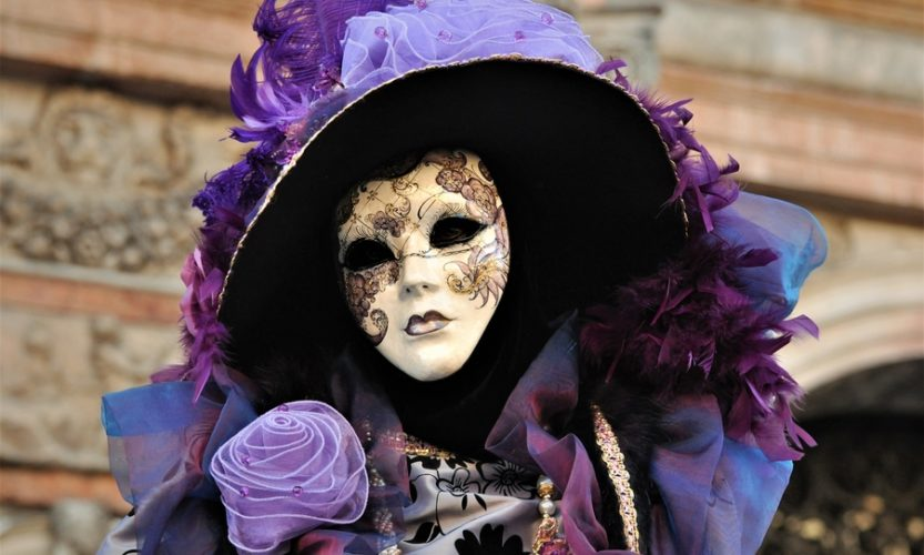 """A Carnevale Ogni Scherzo Vale"" … <br/> At Carnival Anything Goes! - Gallery Slide #11"