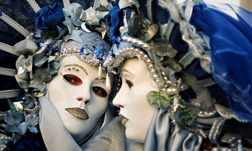 """A Carnevale Ogni Scherzo Vale"" … <br/> At Carnival Anything Goes! - Gallery Slide #18"