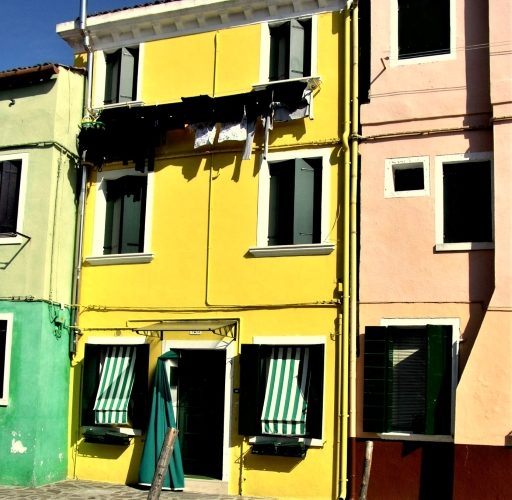 Burano's Candy-Colored Casas - Gallery Slide #28