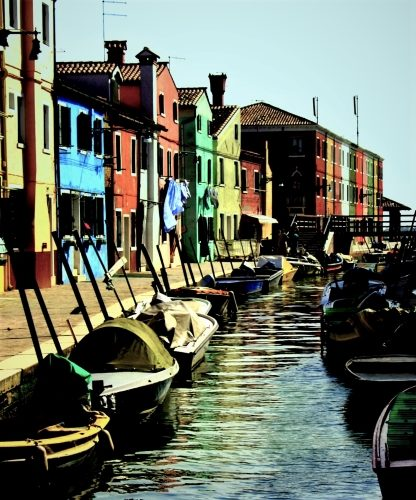 Burano's Candy-Colored Casas - Gallery Slide #25