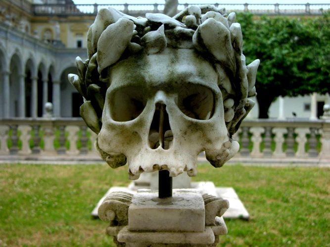 Artful Skulls, Skeletons, Demons and Devils - Gallery Slide #14