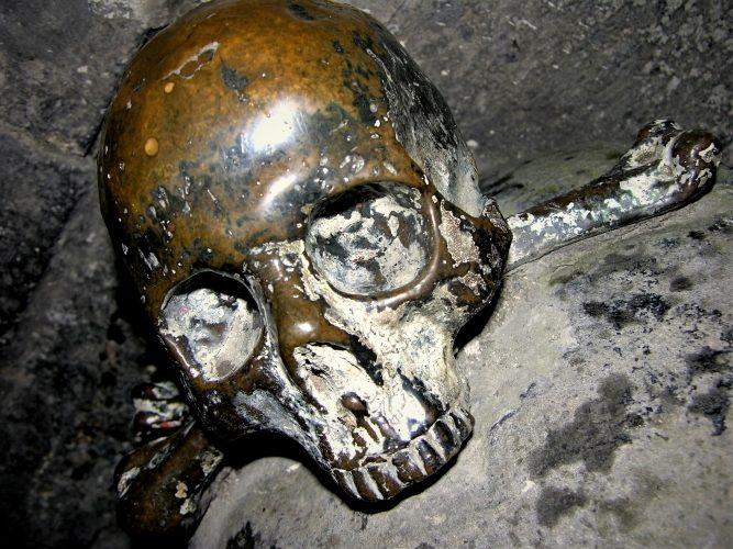 Artful Skulls, Skeletons, Demons and Devils - Gallery Slide #30
