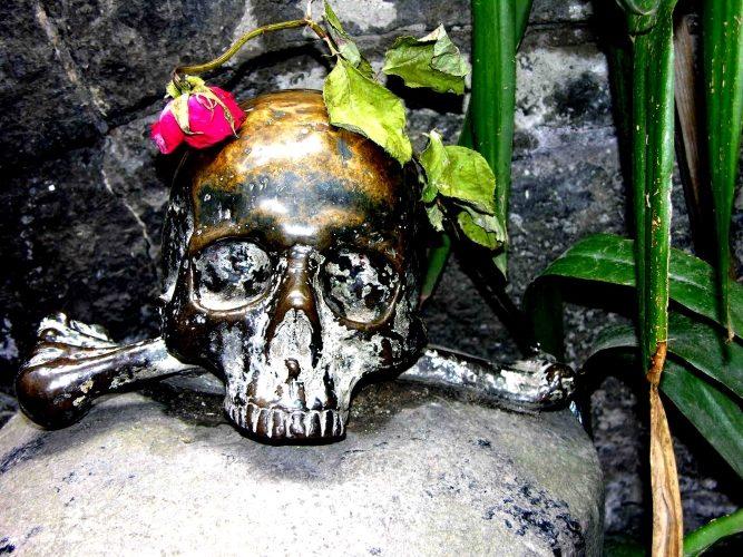 Artful Skulls, Skeletons, Demons and Devils - Gallery Slide #1
