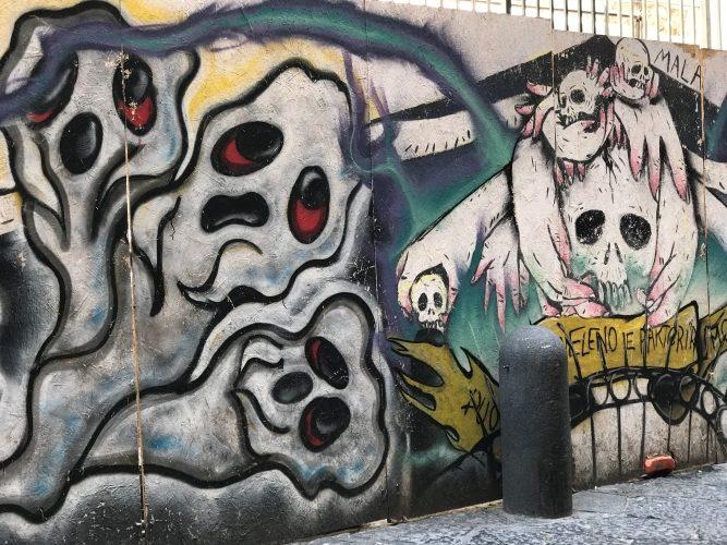 Artful Skulls, Skeletons, Demons and Devils - Gallery Slide #15