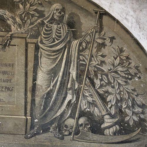 Artful Skulls, Skeletons, Demons and Devils - Gallery Slide #20