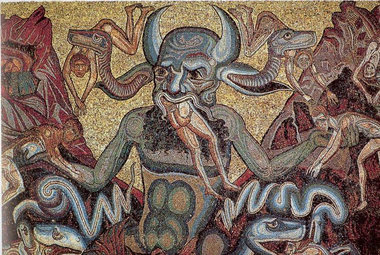 Artful Skulls, Skeletons, Demons and Devils - Gallery Slide #5