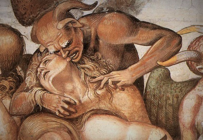 Artful Skulls, Skeletons, Demons and Devils - Gallery Slide #24