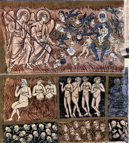 Artful Skulls, Skeletons, Demons and Devils - Gallery Slide #25