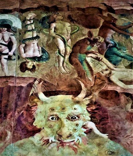 Artful Skulls, Skeletons, Demons and Devils - Gallery Slide #29