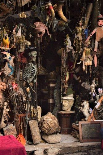 Artful Skulls, Skeletons, Demons and Devils - Gallery Slide #6