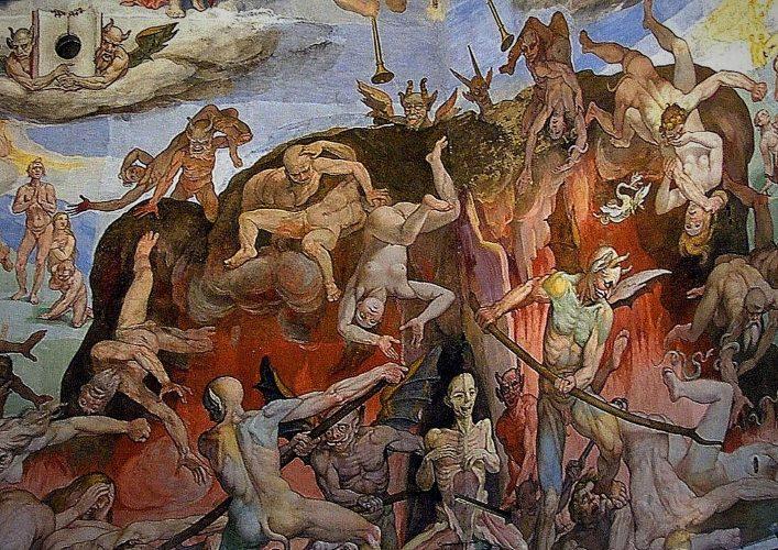 Artful Skulls, Skeletons, Demons and Devils - Gallery Slide #11