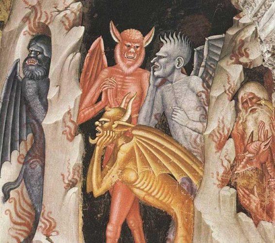 Artful Skulls, Skeletons, Demons and Devils - Gallery Slide #18