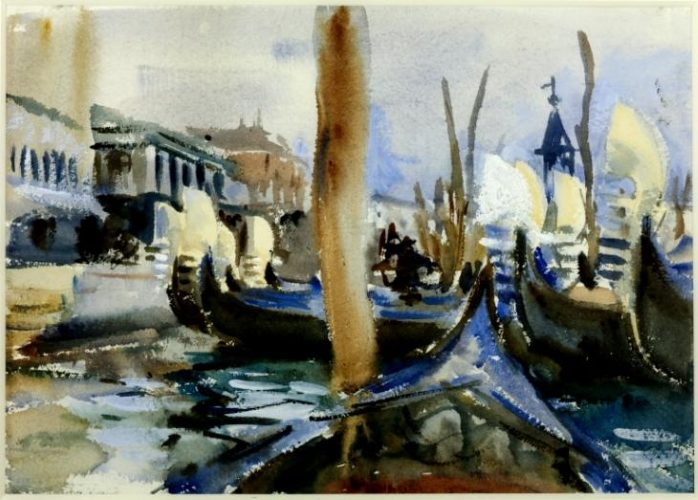 Seduced by the Light . . . Artists' Views of Venice - Gallery Slide #3
