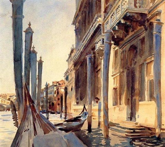 Seduced by the Light . . . Artists' Views of Venice - Gallery Slide #31