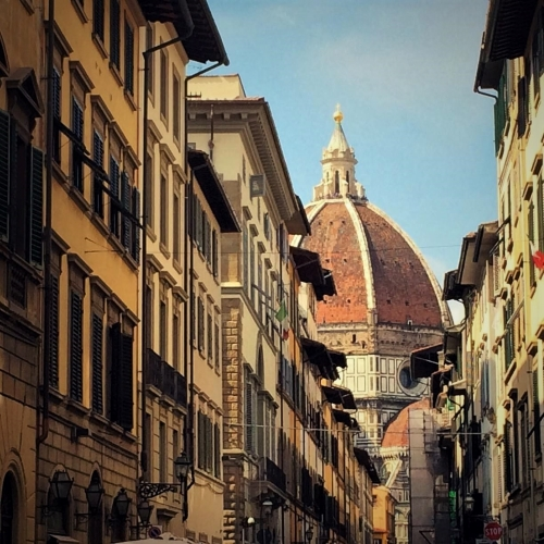 Florence . . . Creative Genius, Inspiration and Hope - Gallery Slide #2