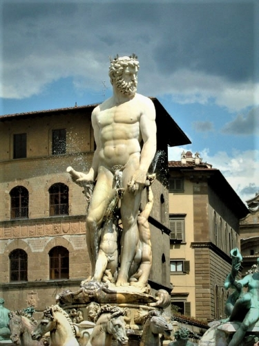 Florence . . . Creative Genius, Inspiration and Hope - Gallery Slide #33