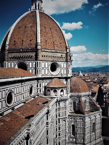 Florence . . . Creative Genius, Inspiration and Hope - Gallery Slide #25