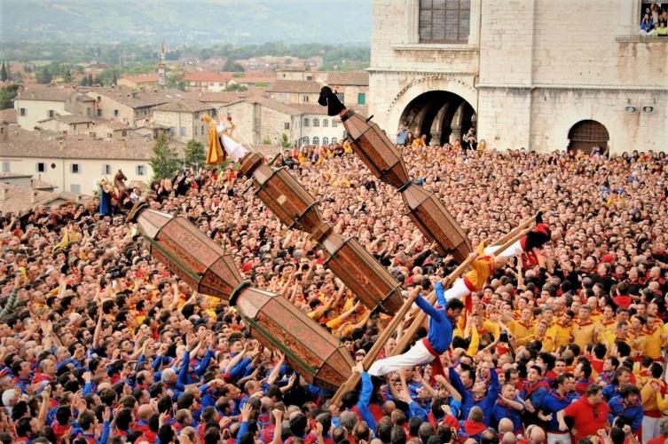 La Festa Dei Ceri . . . or the Running of the Saints - Gallery Slide #33