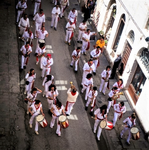 La Festa Dei Ceri . . . or the Running of the Saints - Gallery Slide #12