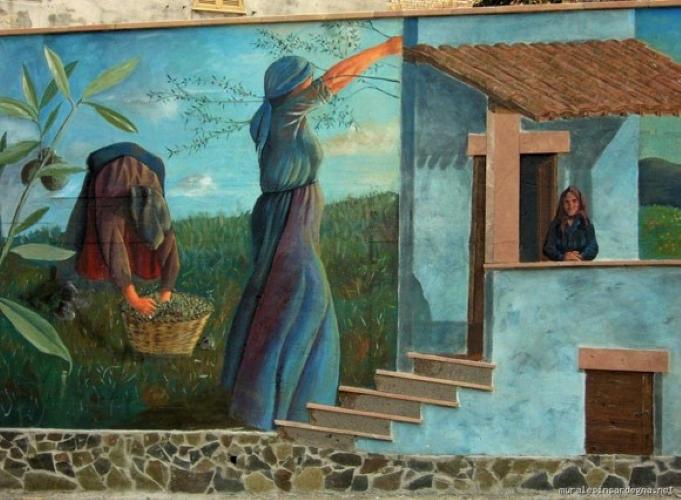 Sardinia's Talking Walls - Gallery Slide #37
