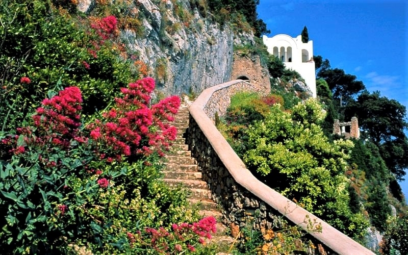 Anacapri  . . . The Hidden Side of Paradise - Gallery Slide #3