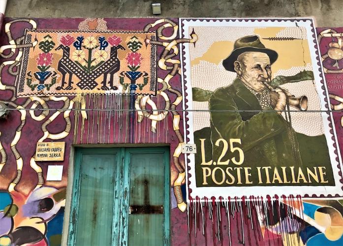 Sardinia's Talking Walls - Gallery Slide #36