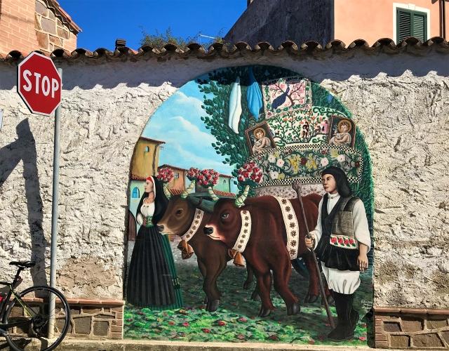 Sardinia's Talking Walls - Gallery Slide #10