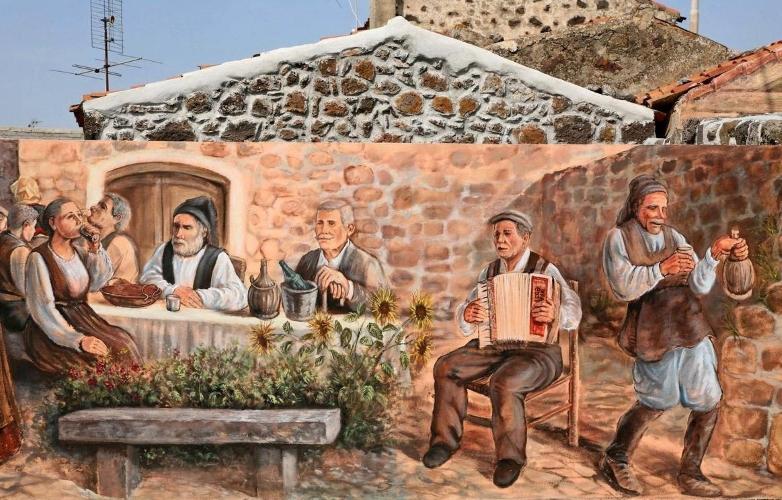 Sardinia's Talking Walls - Gallery Slide #25