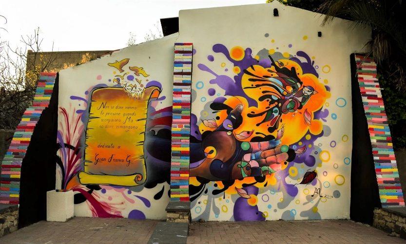 Sardinia's Talking Walls - Gallery Slide #42