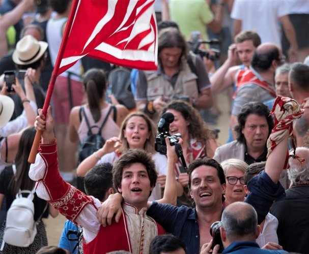 The Palio: Pride, Passion & Pandemonium - Gallery Slide #56